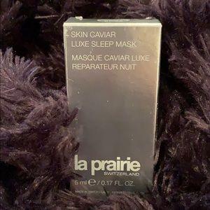 🍭 La Prairie Skin Caviar Luxe Sleep Mask